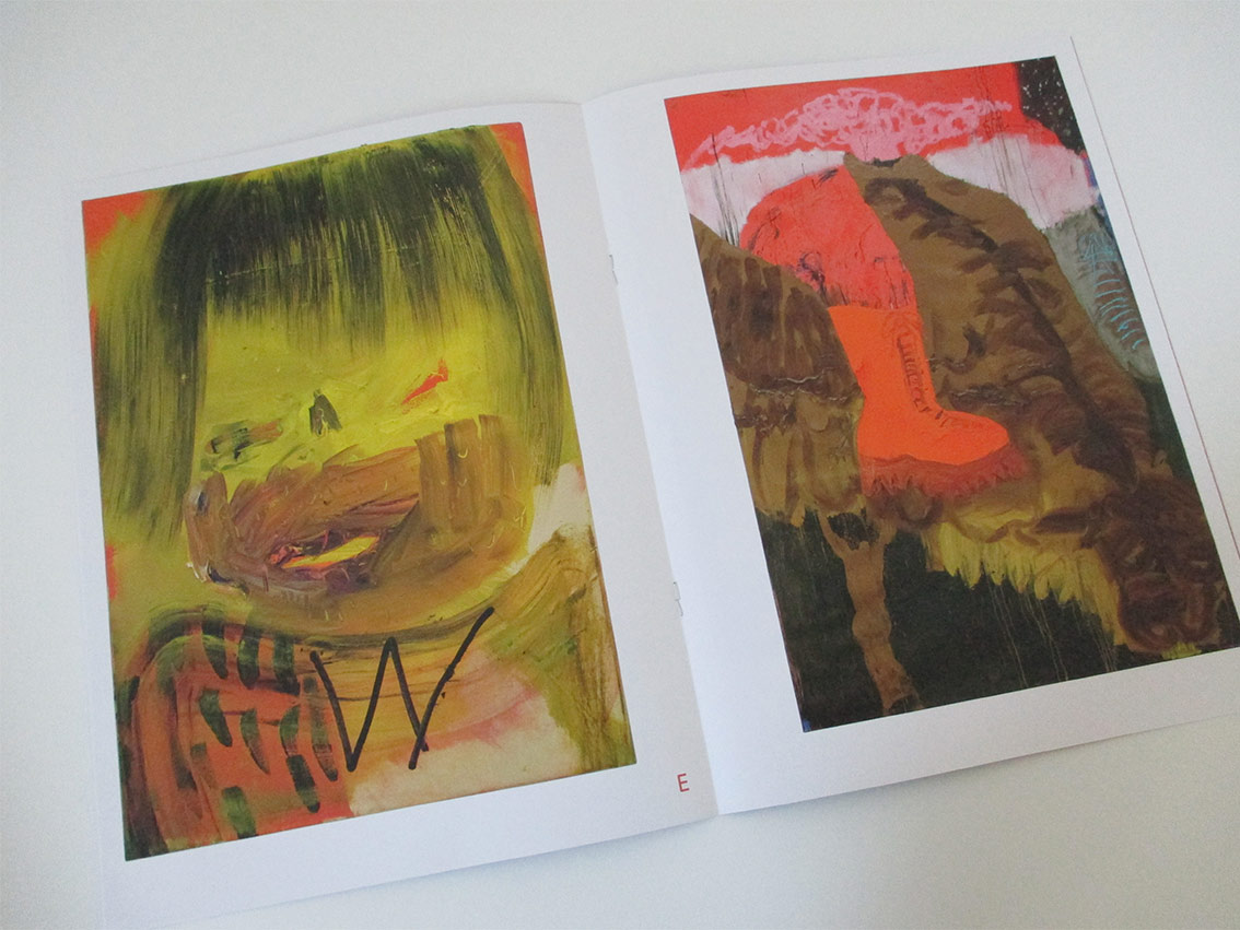 Aneta Kajzer Katalog Goldrausch 2018