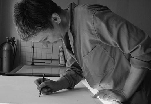 Portrait Anett Lau, Goldrausch 2014