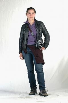 PortraitChiara Dazi, Goldrausch 2014