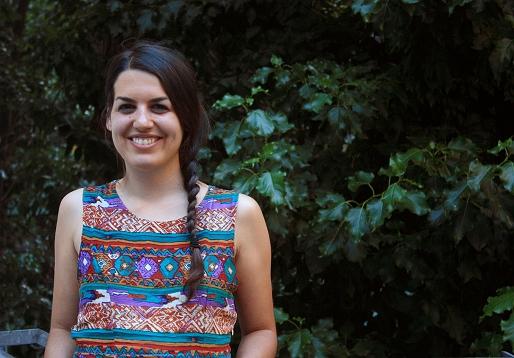 Porträt Cristina Moreno Garcia, Goldrausch 2013