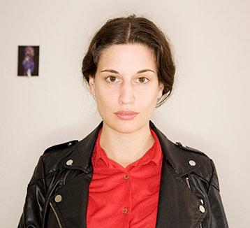 Porträt Porträt Eva Maria Salvador, Goldrausch 2015