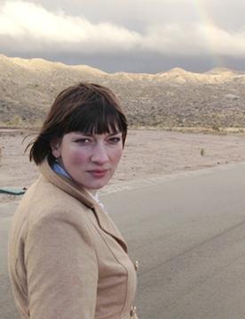 Porträt Henrieke Ribbe, Goldrausch 2013