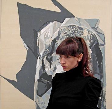 Portrait Irma Markulin, Goldrausch 2014
