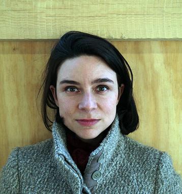 Porträt Juliane Henrich, Goldrausch 2015