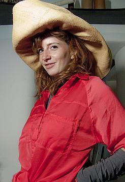 Portrait Meike Kuhnert, Goldrausch 2014