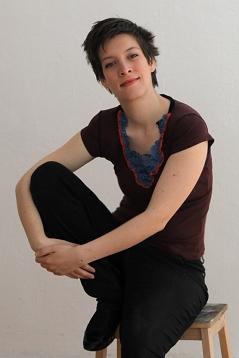 Porträt Sophia Pompery, Goldrausch 2013
