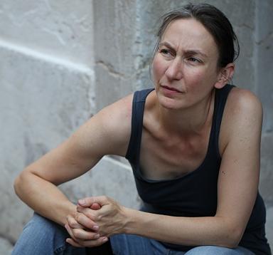 Porträt Tine Schumann, Goldrausch 2013