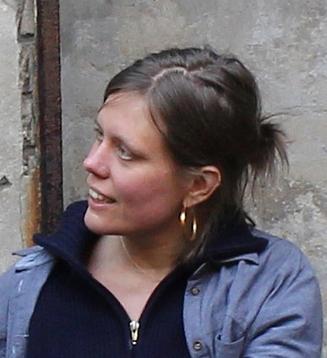 Porträt UIlrika Segerberg, Goldrausch 2014