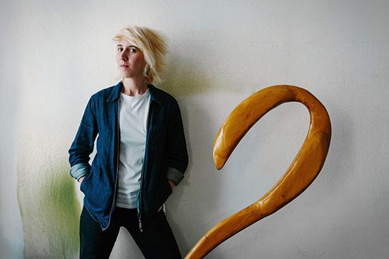 Portrait Annelies Kamen, Goldrausch 2018