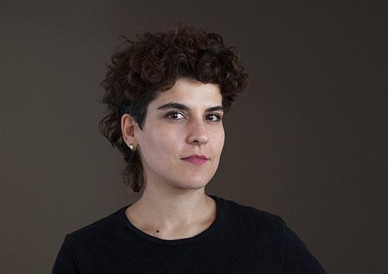 Porträt Azar Pajuhandeh, Goldrausch 2017