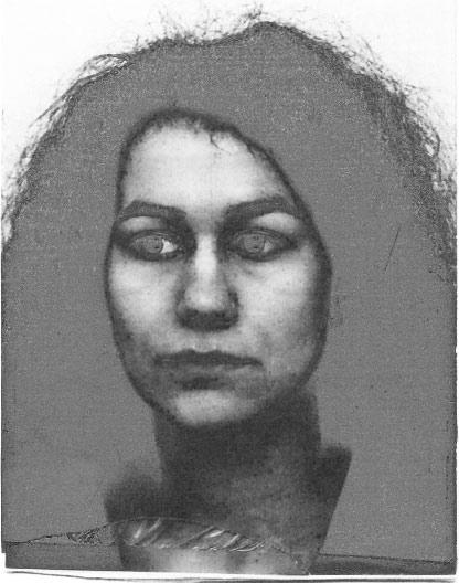 Porträt Francisca Gomez, Goldrausch 2018
