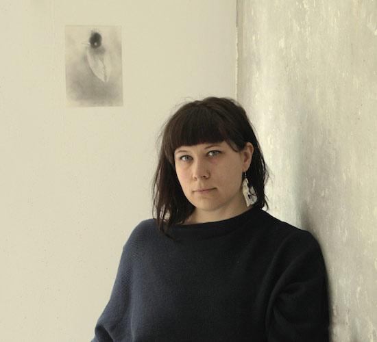 Porträt Julia Schramm, Goldrausch 2017