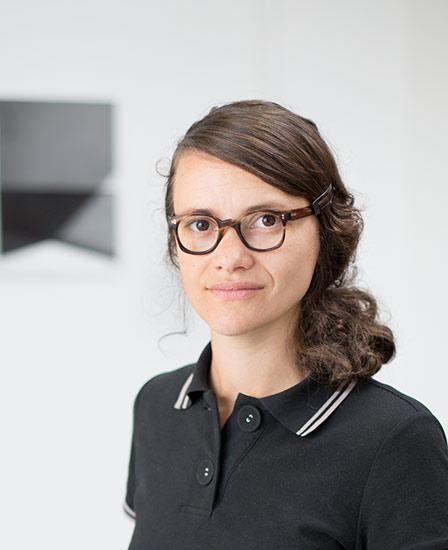 Porträt Laure Catugier – Goldrausch 2017