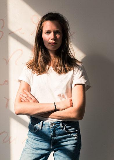 Porträt Lena Marie Emrich, Goldrausch 2018