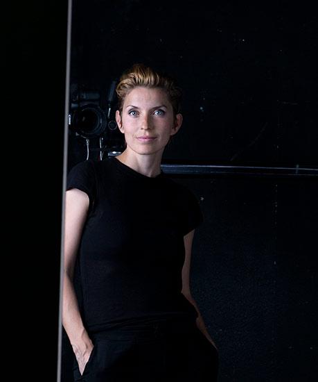 Porträt Maja Wirkus, Goldrausch 2017