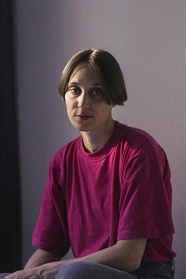 Porträt Samantha Bohatsch, Goldrausch 2018