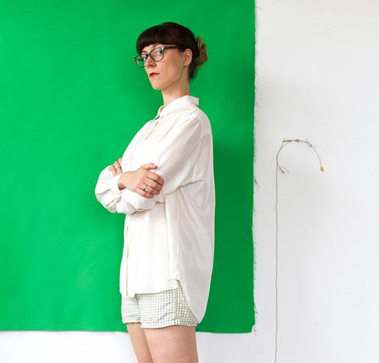 Portrait Soline Krug, Goldrausch 2018